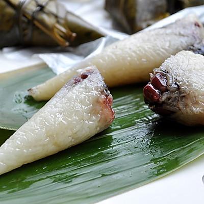 桂花芝麻馅甜粽