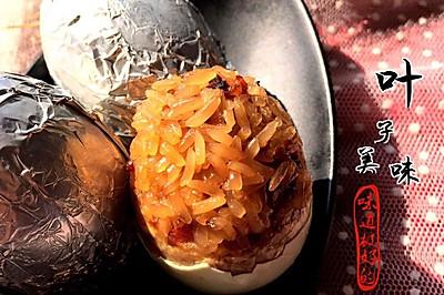 黄金糯米蛋