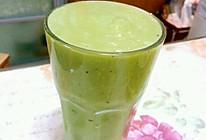 【代餐】牛油果奇异果苹果汁的做法