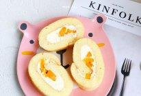 万能蛋糕卷 〰奶油芒果卷 肉松卷 肉松小贝……的做法