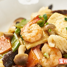 #餐桌上的春日限定#八珍豆腐