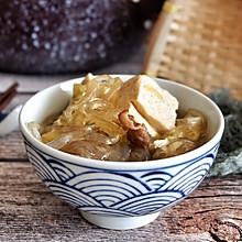 家乡的味道,五花肉炖白菜冻豆腐