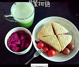 减肥增肌「自制三明治」的做法