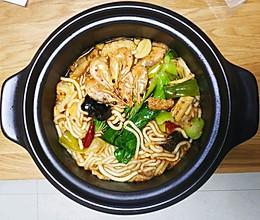 家庭版  砂锅土豆粉的做法