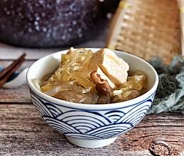家乡的味道,五花肉炖白菜冻豆腐的做法