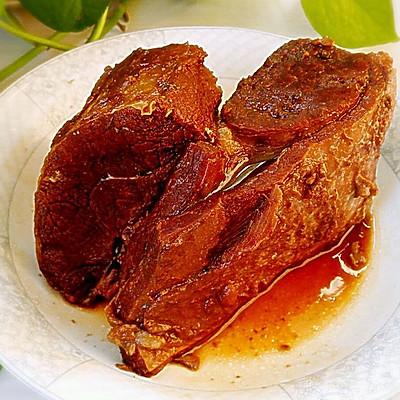 秘制酱牛肉(卤牛肉)