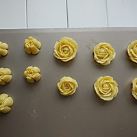 原味玫瑰曲奇的做法图解13