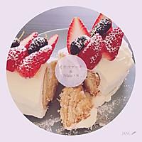 草莓蛋糕(超简!)