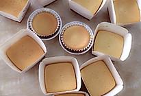 奶油香草纸杯蛋糕(小莉配方)的做法