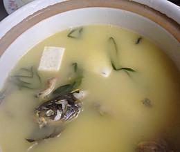 宝宝辅食—昂刺鱼汤煮鱼面的做法