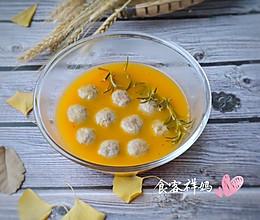 花式水果菜——木瓜肉丸汤的做法