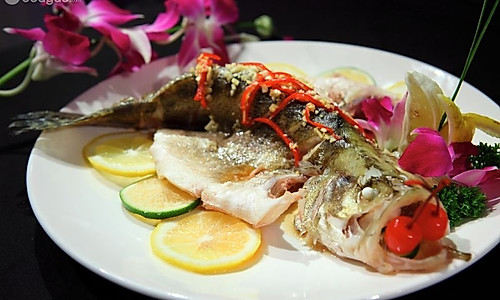 泰式柠檬蒸鱼的做法