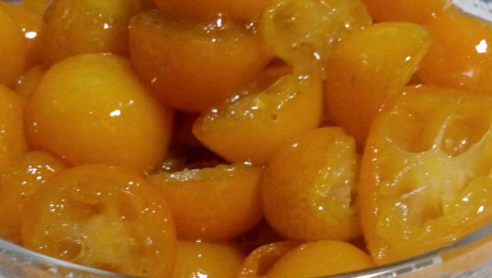 蜜糖金钱橘