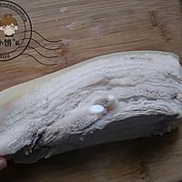 非传统非油炸版【梅干菜扣肉】的做法图解4