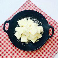 椰香牛奶小方