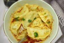 #福气年夜菜#酸汤韭菜鸡蛋饺子的做法