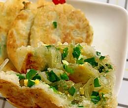 凉了也不硬的韭菜饼超级好吃的做法