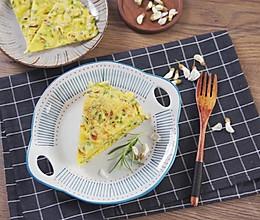 槐花鸡蛋饼【孔老师教做菜】的做法