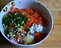 不爱吃胡萝卜的人爱吃了———脆香春卷的做法图解3