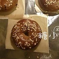 【红糖红枣贝果】的做法图解14