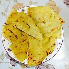 香蕉鸡蛋饼,儿子最爱早晚餐!