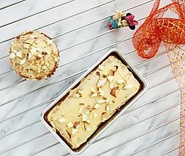 #白色情人节限定美味# 雪顶菠萝蜜核黄油蛋糕的做法