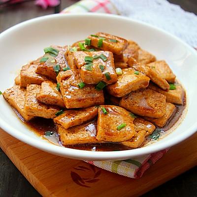 糖醋脆皮豆腐~0失败快手菜