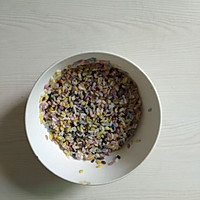 #一人一道拿手菜#七彩糯米丸的做法图解1