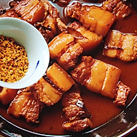 桂花红烧肉的做法图解7