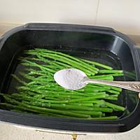 #硬核菜谱制作人#凉拌芦笋的做法图解5