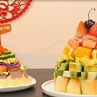 九阳知食丨开工旺菜——水果塔