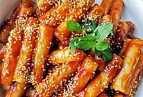 韩式炒年糕的做法