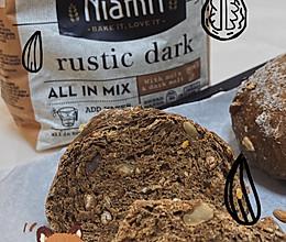 只需加水的终极懒人面包!#Niamh一步搞定懒人面包#的做法