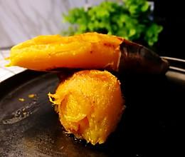 烤箱版烤蜜薯的做法