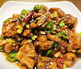 青椒椒麻鸡(零味精)的做法