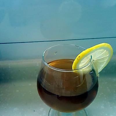 夏季不能缺席的饮品:港式柠檬茶