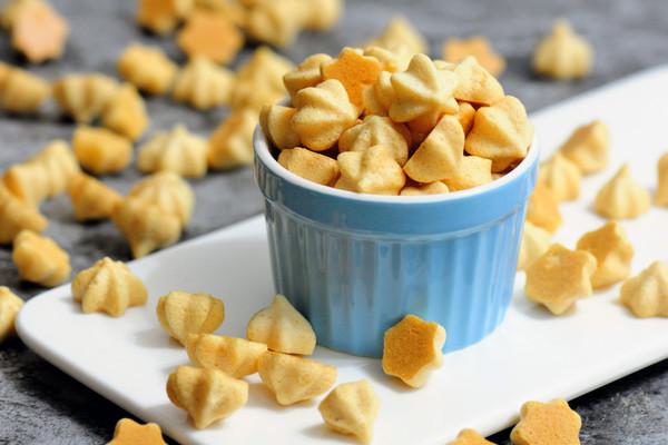 完美香蕉溶豆 健康营养宝宝辅食 超人气小零食的做法