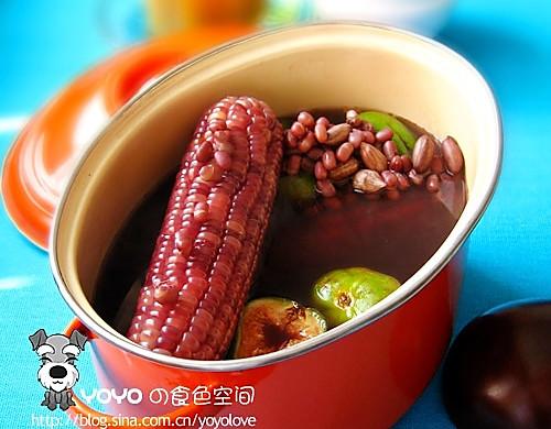 赤小豆无花果汤