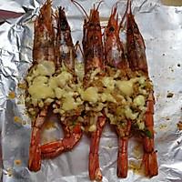 #夏日撩人滋味#香烤阿根廷红虾的做法图解8