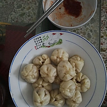 香菇猪肉小笼包