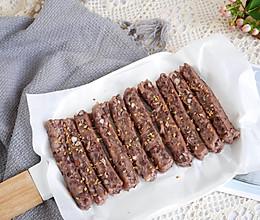 软糯Q弹❗️巨好吃的红豆糯米糕的做法