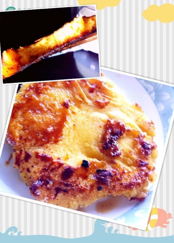 老妈爱吃玉米甜煎饼