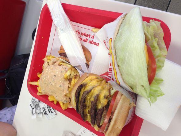 Signature burgers