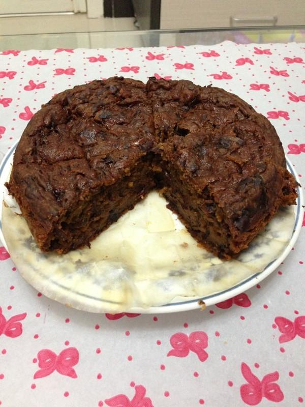 红糖枣糕的做法
