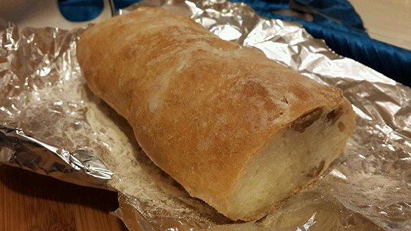 【保罗教你做面包】布鲁姆面包 Bloomer 的做法