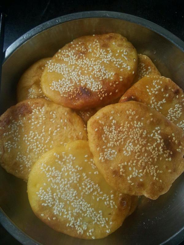地瓜饼的做法