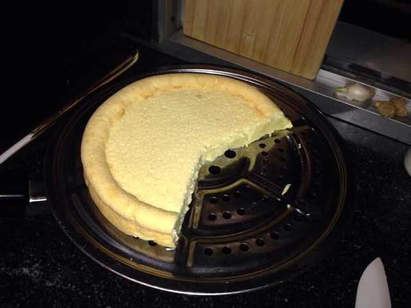 简易电饭锅蒸蛋糕的做法