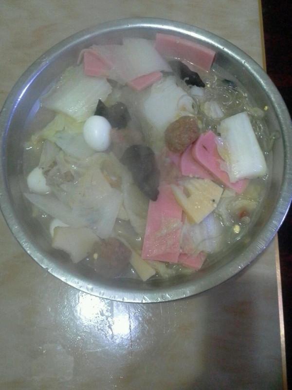 杂烩汤的做法