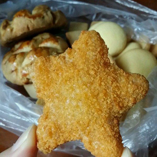 星星鸡块的做法