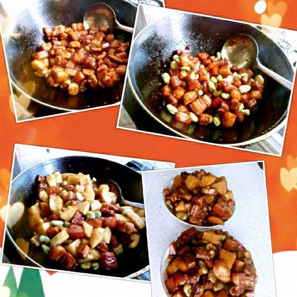 张氏红烧肉的做法